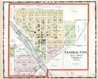 Central City, Linn County 1907